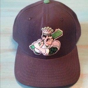 Clinton Lumberkings hat
